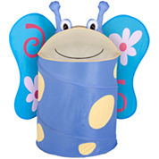Honey-Can-Do® Butterfly Large Pop-Up Hamper