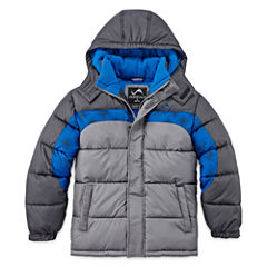 Vertical 9 Puffer Jacket - Boys 8-20