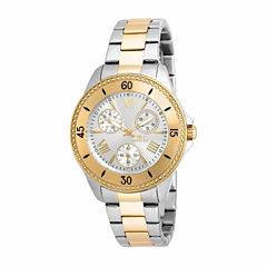 Invicta Womens Two Tone Bracelet Watch-21685