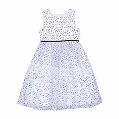 Marmellata Sleeveless Empire Waist Dress - Big Kid Girls