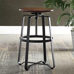 Carolina Chair & Table Smythson Adjustable Bar Stool