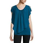 Alyx® Short-Sleeve Popover Top