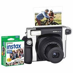 Fujifilm Instax Wide 300 Instant Photo Printing Camera Bundle