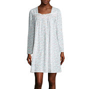 Earth Angels® Long-Sleeve Short Nightgown
