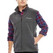 Columbia® Lone Ridge Fleece Vest