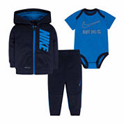Nike Boys Pant Set-Baby
