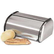 OGGI™ Stainless Steel Bread Box