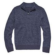 Arizona Quarter-Zip Sweater - Boys 8-20
