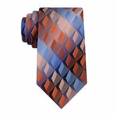 Van Heusen Flex Charles Geometric Tie