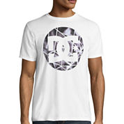 DC Shoes Co.® Short-Sleeve Crystal Ball Cotton Tee
