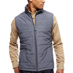 Argyle Culture Printed Vest