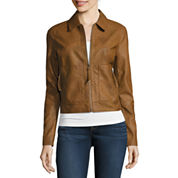 Stylus™ Long-Sleeve Cropped Jacket - Tall