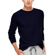 Dockers® Long-Sleeve Crewneck Sleep Shirt