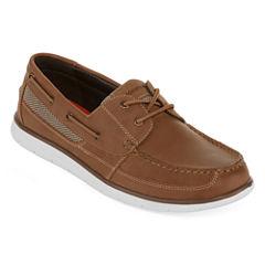 St. John's Bay Flux Mens Boat Shoes