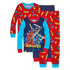 Ninjago Pajama Set Boys