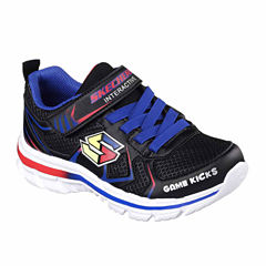 Skechers® Nitrate Game Kicks OG Boys Sneakers - Little/Big Kids