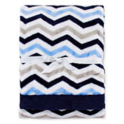 Okie Dokie® Chevron Blanket