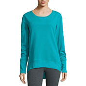 Xersion Long Sleeve Sweatshirt-Talls