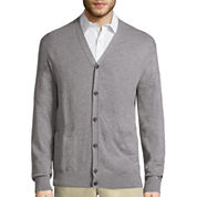 Claiborne Long Sleeve Cardigan