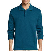 Haggar Long Sleeve Pullover Sweater