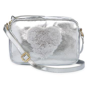 Mini Heart Crossbody Bag