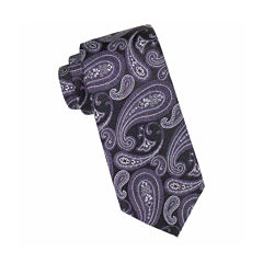 Collection by Michael Strahan™ Frisco Paisley Silk Tie