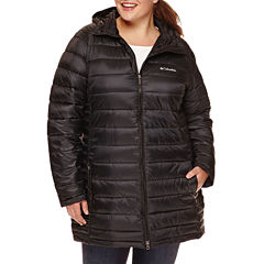 Columbia® Frosted Ice™ Puffer Jacket - Plus