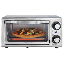 Hamilton Beach® 4-Slice Toaster Oven