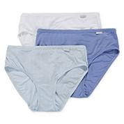 Jockey® Elance®Supersoft 3-pk. Hipster Panties - 2072