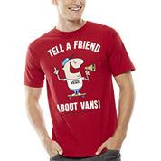 Vans® Tell a Friend Graphic T-Shirt