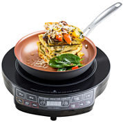 NuWave® Precision Induction Cooktop + 9