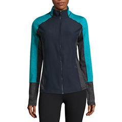 Xersion Track Jacket-Petites