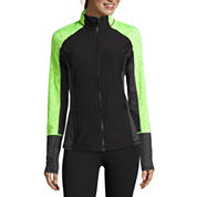 Xersion™ Talls Spacedye Colorblock Jacket