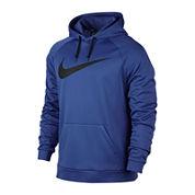 Nike® Long-Sleeve Therma Swoosh Fleece