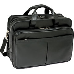 McKlein Walton Leather Laptop Case