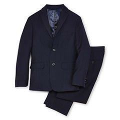 IZOD® Fine Line Navy Suit Separates - Boys 8-20