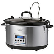Cooks Signature 8-qt. Slow Cooker 24002