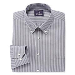 Stafford® Executive Non-Iron Pinpoint Oxford Dress Shirt