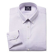 Stafford® Executive Pinpoint Oxford Dress Shirt - Big & Tall