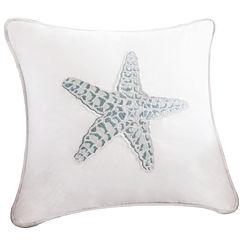 Harbor House Maya Bay Square Decorative Pillow