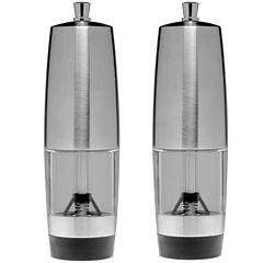 BergHOFF® Geminis 2-pc. Salt and Pepper Grinder Set