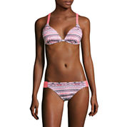 Arizona Mix & Match Molded Bra Pushup and Hipster Bottom - Juniors