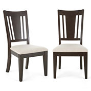 Porter Set of 2 Dining Chairs