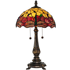 Dale Tiffany™ Dragonfly Table Lamp