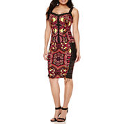 Bisou Bisou® Lace Up Boustier Top or Lace Up Pencil Skirt