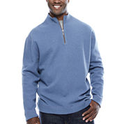 The Foundry Big & Tall Supply Co. Long Sleeve Pullover Sweater