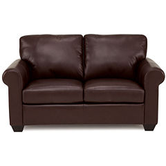 Leather Possibilities Loveseat