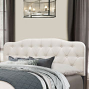 Bedroom Possibilities Charlotte Upholstered Headboard