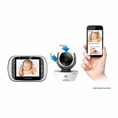 Motorola MBP853 Wi-Fi Digital Baby Monitor