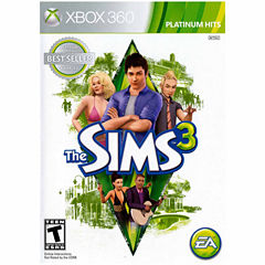 The Sims 3 Video Game-XBox 360